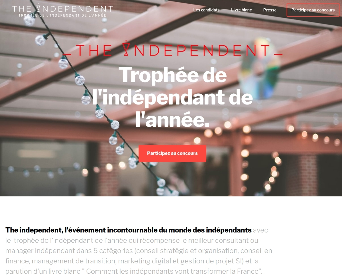 site the independent